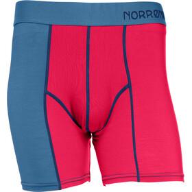 Norrøna M's Wool Boxer Jester Red/Denimite